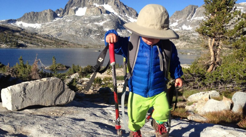 This 2 Year Old Boy Climbs Mountain Like A Pro