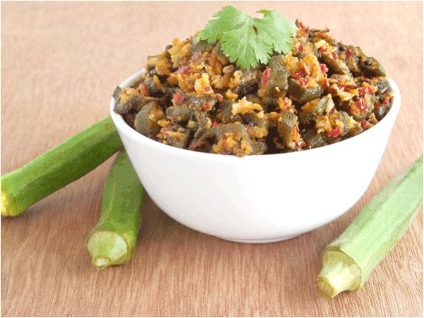 Delicious quick bhindi recipe ideas for healthy tiffin delicious quick bhindi recipe ideas for a healthy tiffin forumfinder Gallery