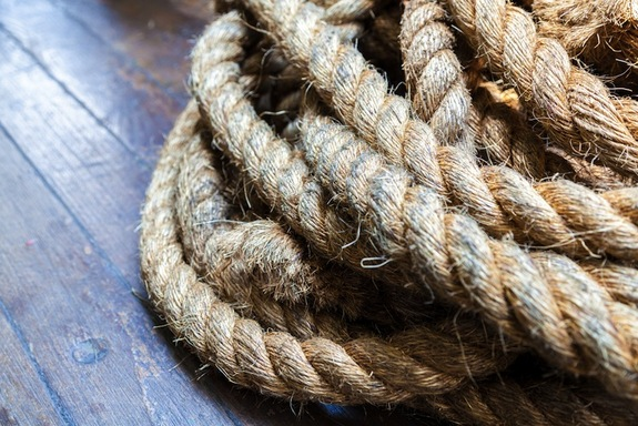 hemp rope created by weed plant stem - mashupcorner