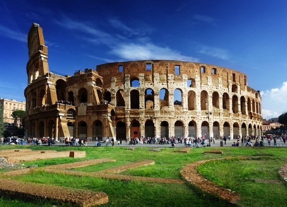Colosseum of rome - mashupcorner