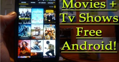 Best Android Apps to Watch Movies Online - MashupCorner