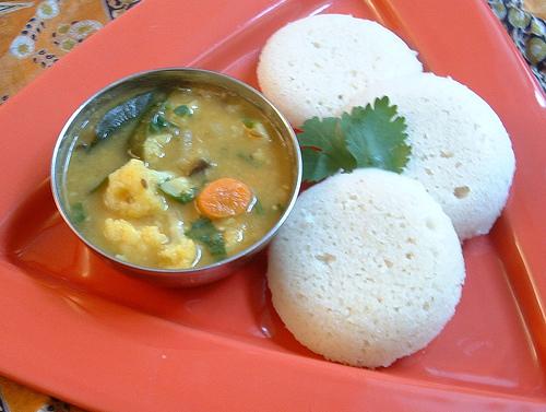 idli Street Food Of chennai - Mashupcorner