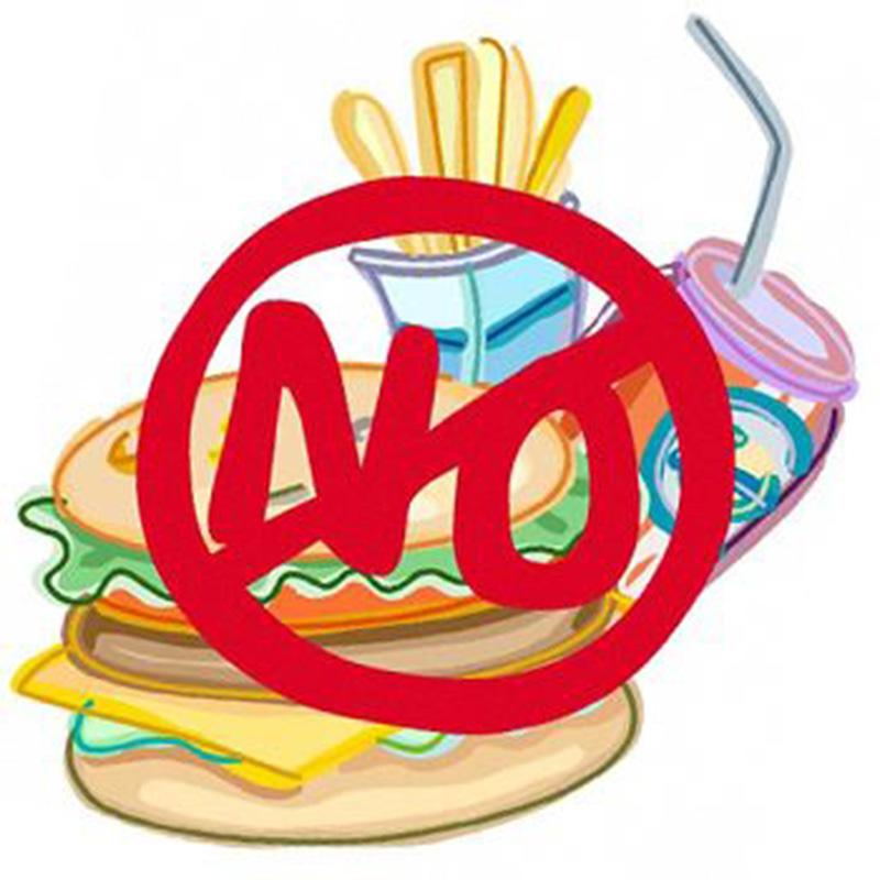 say-no-to-junk-food - mashupcorner