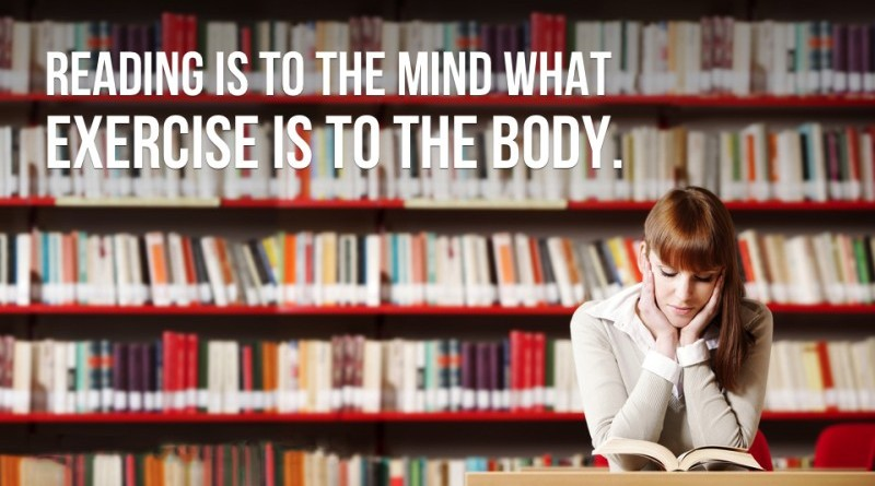 The benefits of reading:How it can Eventually Develop your Life