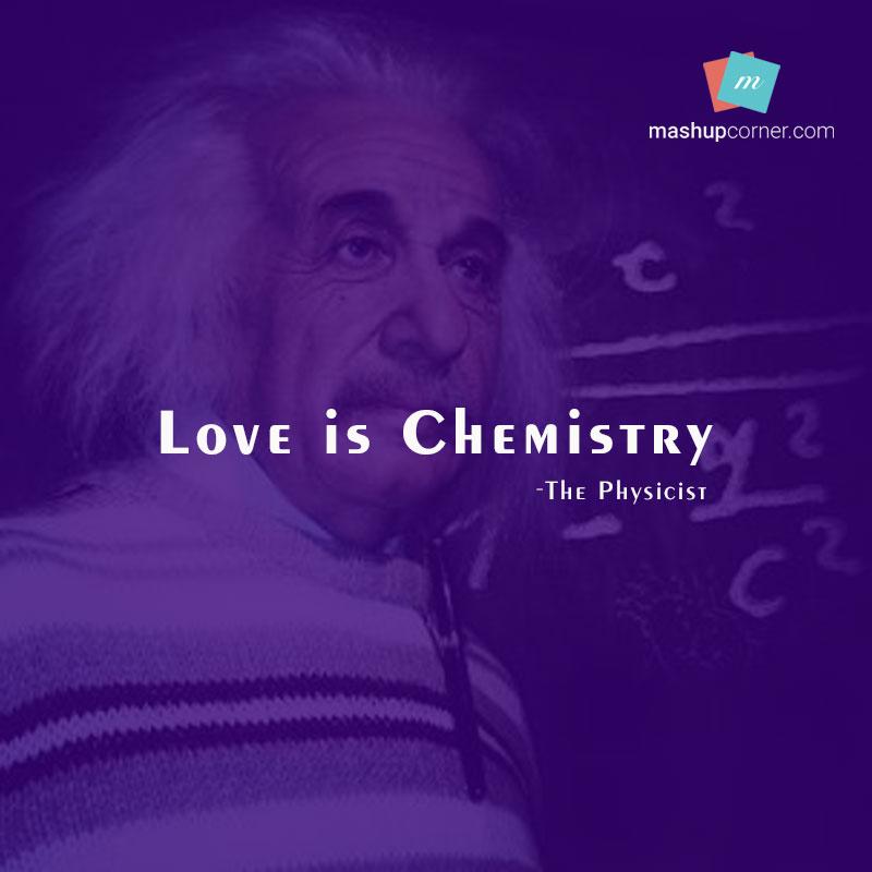 Love Is Chemistry - MashupCorner