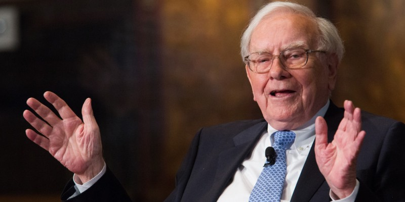 The man known as the Oracle of Omaha - Warren Buffett