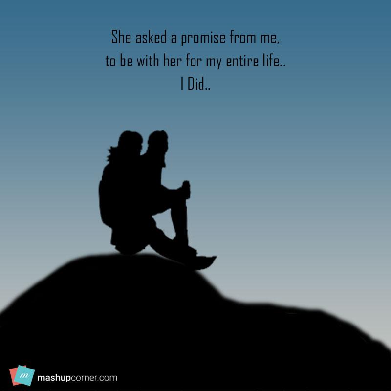 Promise That i kept