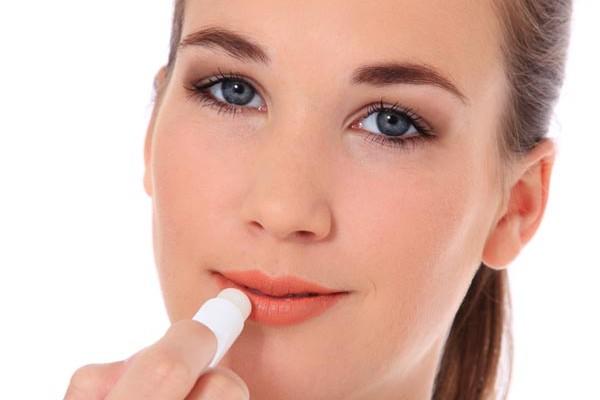make up lip balm