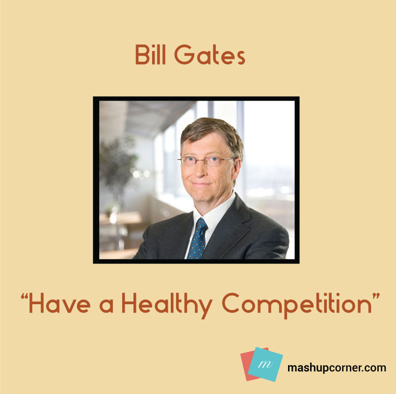 Startup advice bill gates