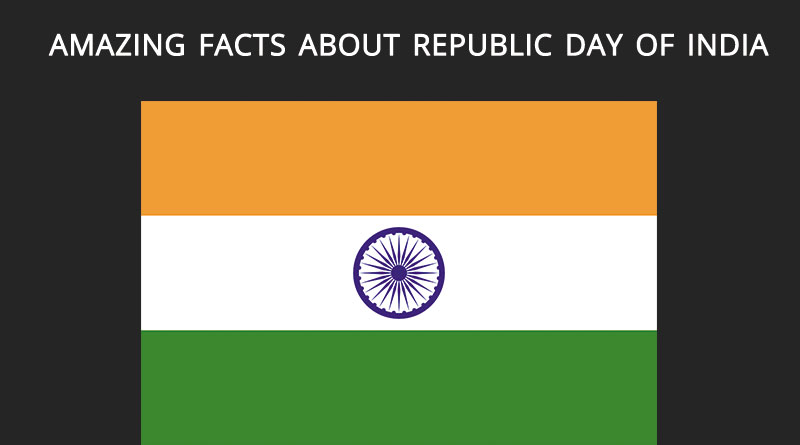 facts about republic day