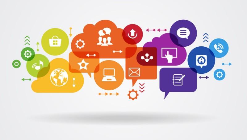 Social media for startup marketing