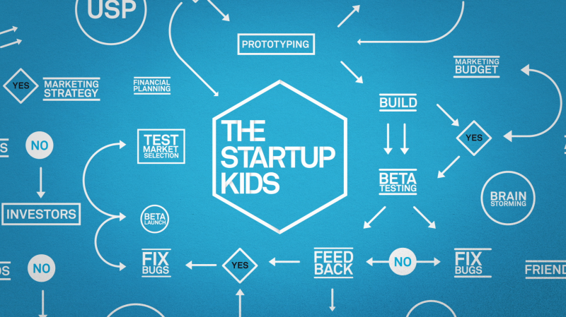 the startup experience