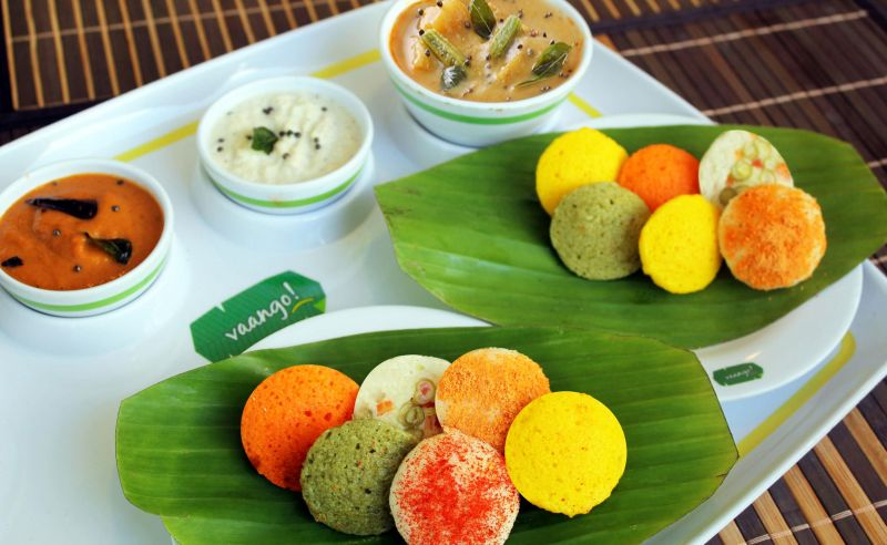 colorful holi cuisines