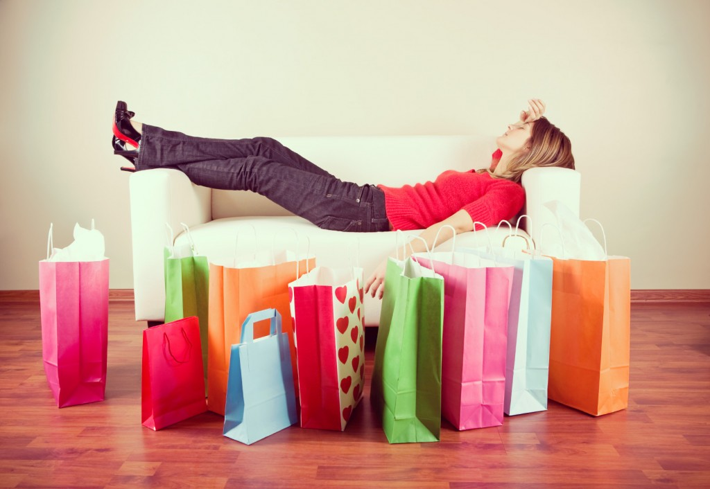 Gift ideas for parents. Shopping therapy