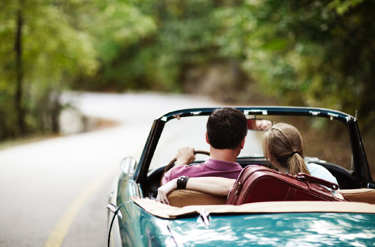 romantic long drive