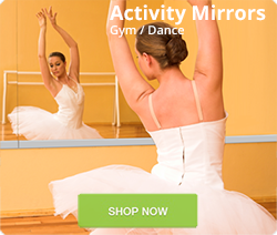 home gym wall mirrors