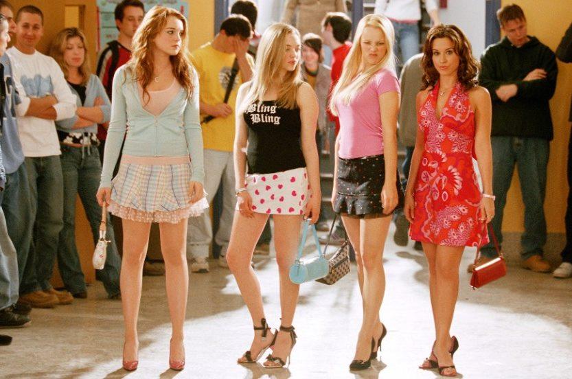 gang of girls