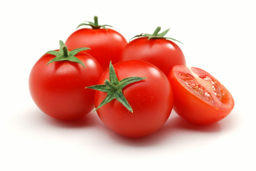 eat tomatoes to burn fat