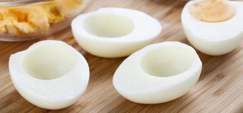 egg white to burn fat