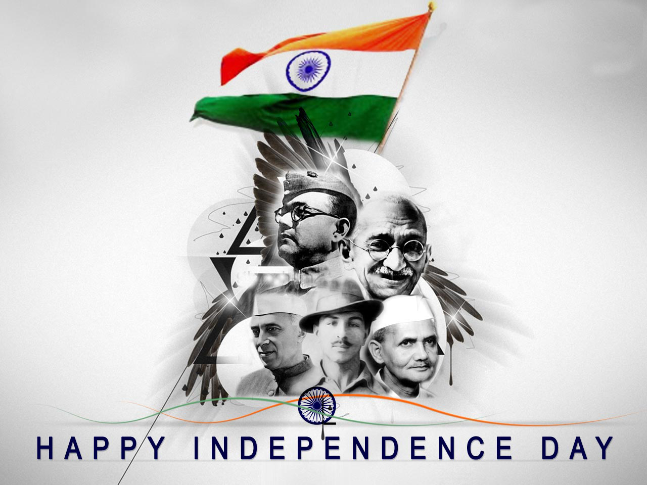heroes of Indian independence