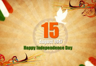 Independence Day- Celebrating the 69th year of Unified India.