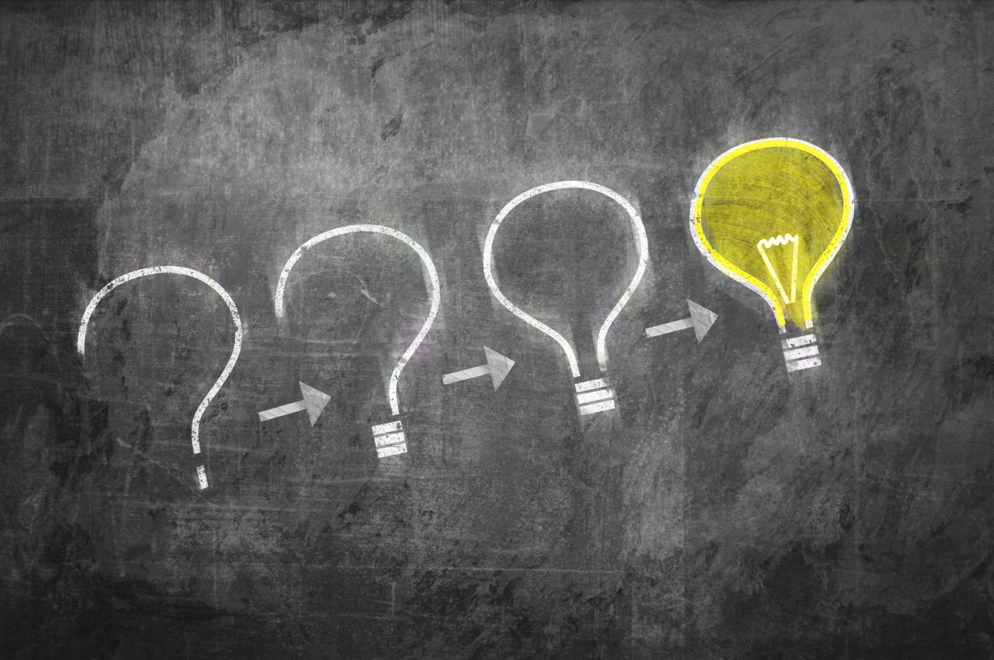 build a strong idea