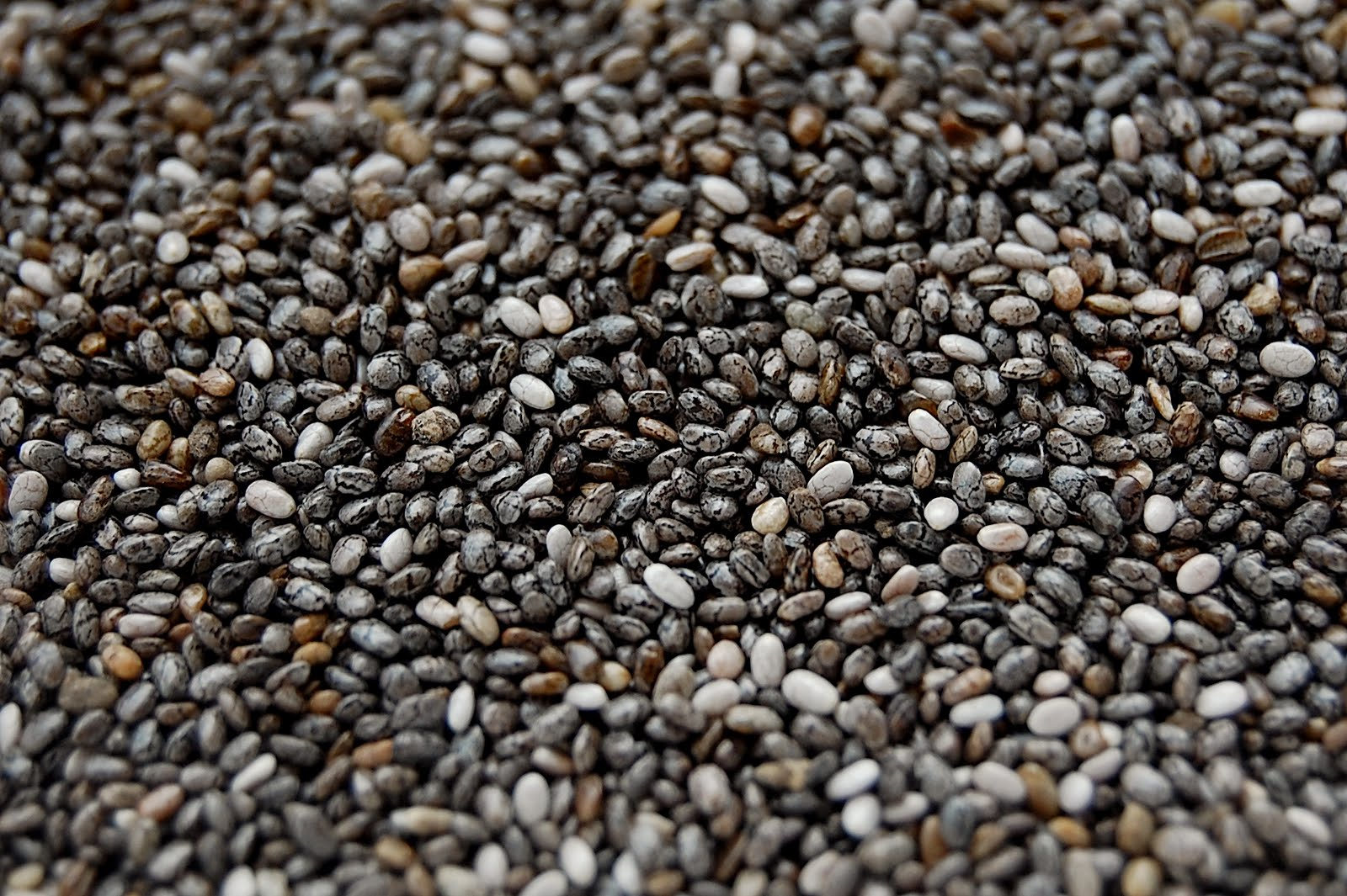 Chia seeds are veg protein