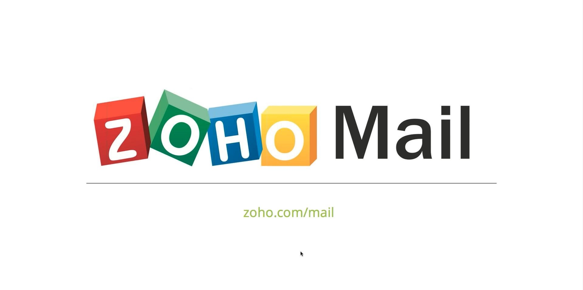 zohomail-web tools for e-commerce