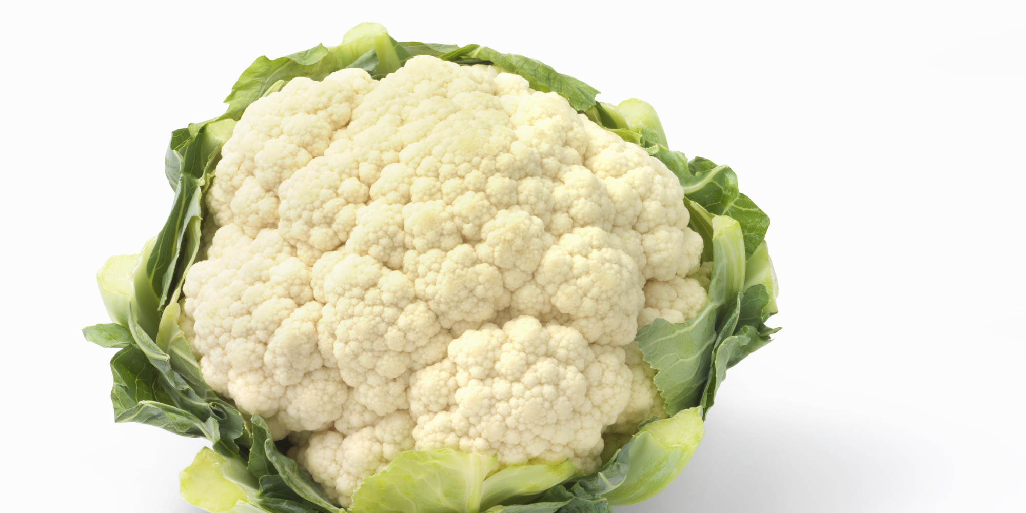 cauliflower - not get fat while eating full