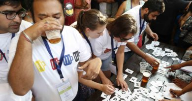 Beer Olympics 2017: An Amazing Challenge To Your Boozing Abilities